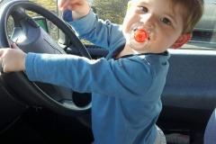 Alfie Age 3